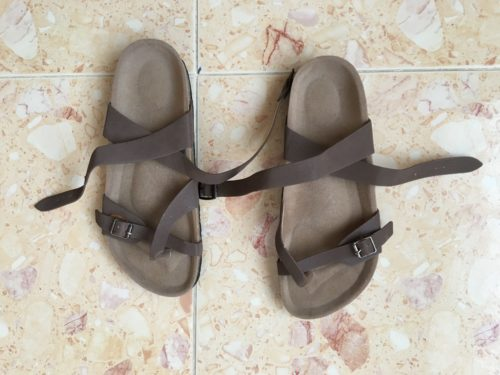 sandales taille 36