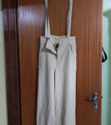 pantalon bretelles