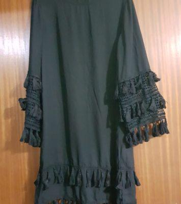 robe à franges