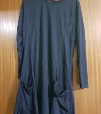 robe a manches longues