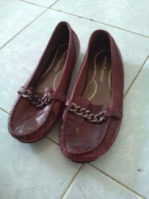 chaussures plates